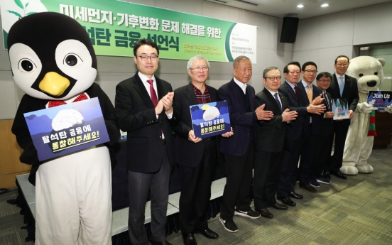 3 more financial instutions end support for coal projects