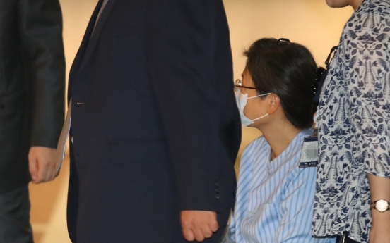 [Newsmaker] Former President Park to return to detention center from hospital