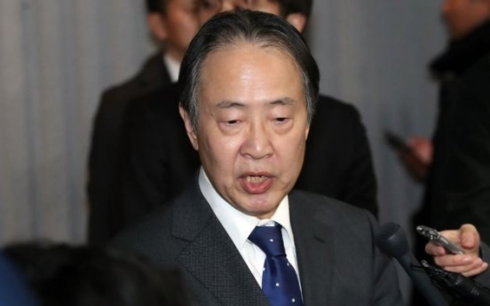 New Japanese ambassador pledges to play 'bridge-building' role in addressing Seoul-Tokyo row