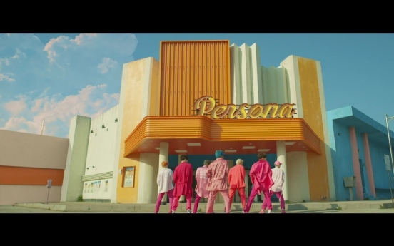 BTS' music video second-most liked in world: Youtube