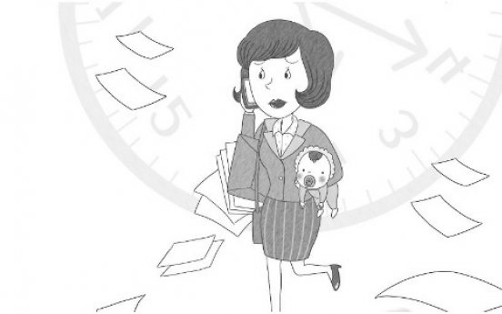 Some 30% of working moms were irregular workers: data