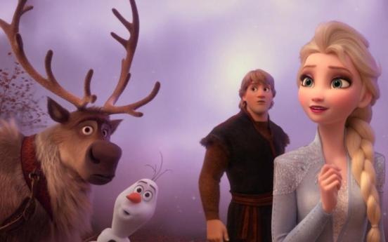 Disney's 'Frozen 2' tops 10m admissions in S. Korea