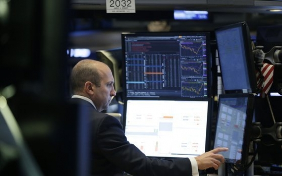 Foreign investors' bond holdings hit 6-month low