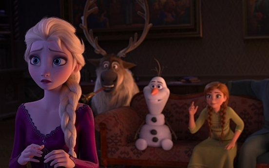 Disney's 'Frozen 2' becomes biggest animation hit in S. Korea