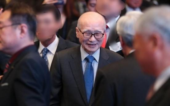 Ex-Daewoo Group chief Kim Woo-choong dies at 82