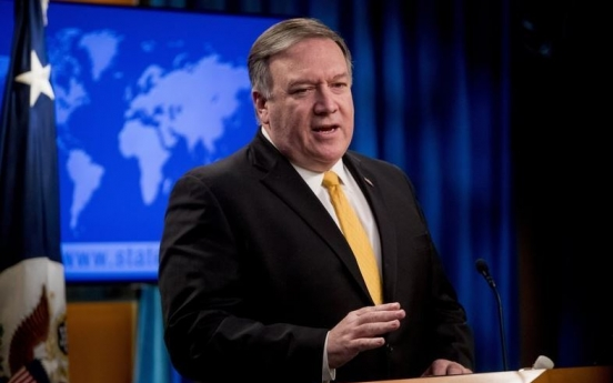 Pompeo says US is hopeful N. Korea will refrain from nuclear, long-range missile tests