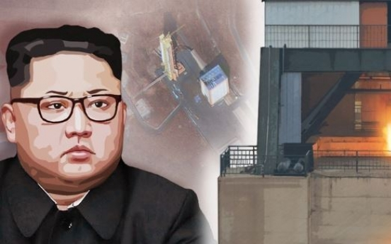 N. Korea likely tested liquid-fuel engine for rockets: US expert