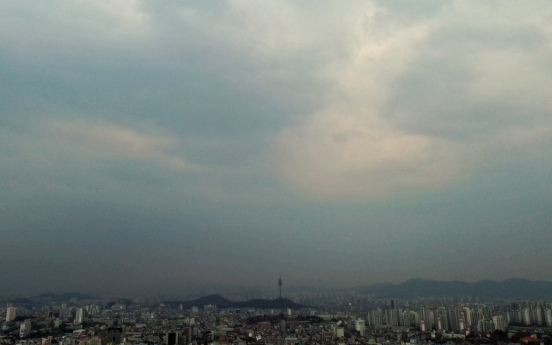 Capital area choked by thick fine dust for second straight day