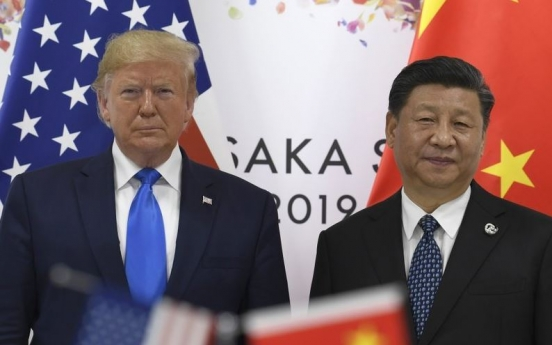US and China near deal that would suspend planned tariffs