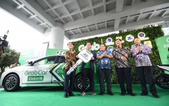 Hyundai Motor jumps into Indonesian ride-hailing market