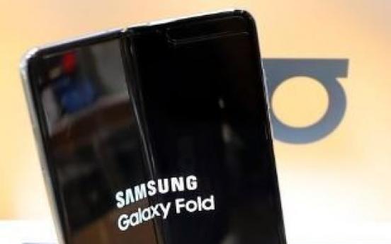 Samsung denies selling 1 mln Galaxy Fold smartphones