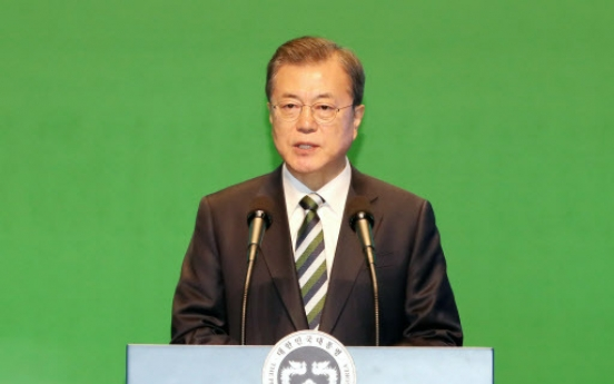 Moon in dilemma over next prime minister