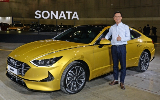 Hyundai's Sonata named best sedan in Saudi Arabia