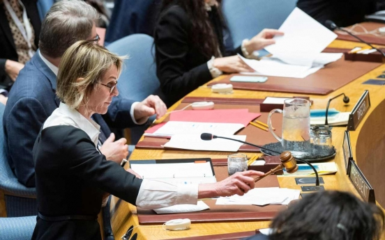 China, Russia propose lifting some UN sanctions on N. Korea, US says not the time
