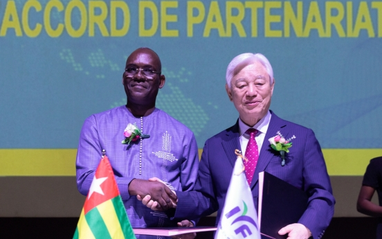 [Photo News] Partnering for a better world