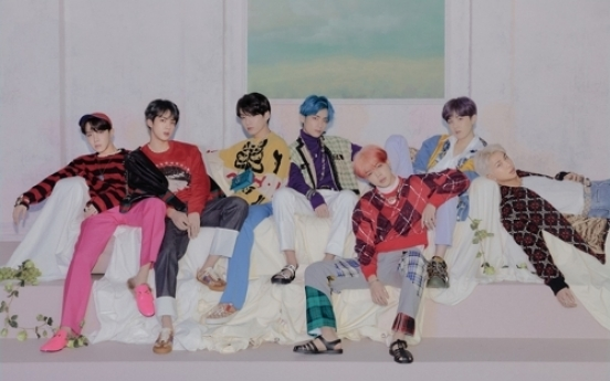 BTS' 'Map of the Soul' tops S. Korean album chart for 2019