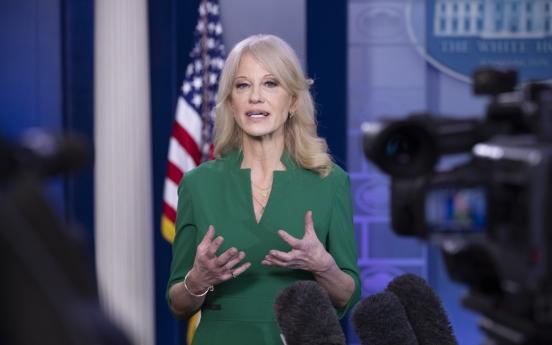 Trump aide says US not easing sanctions on N. Korea
