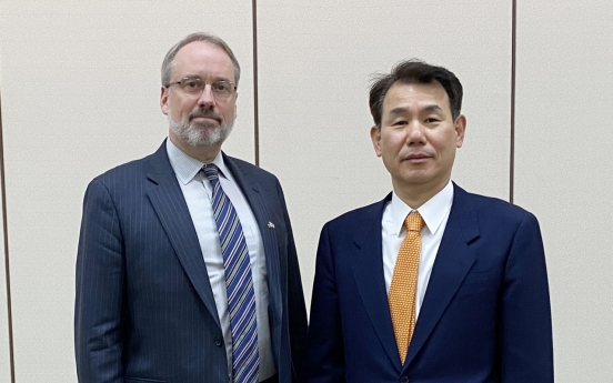 South Korea-US defense cost-sharing meeting ends inconclusively