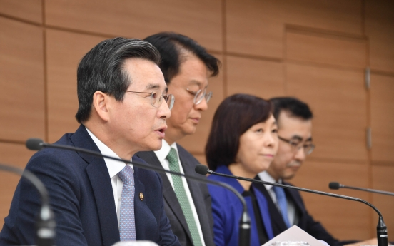 S. Korea all out to escape slow growth trap in 2020
