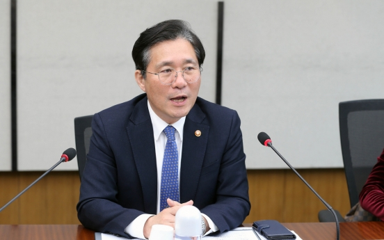 S. Korea, China, Japan to hold trade ministers' talks ahead of next week's trilateral summit