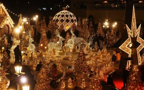 [Weekender] Holiday sparkles