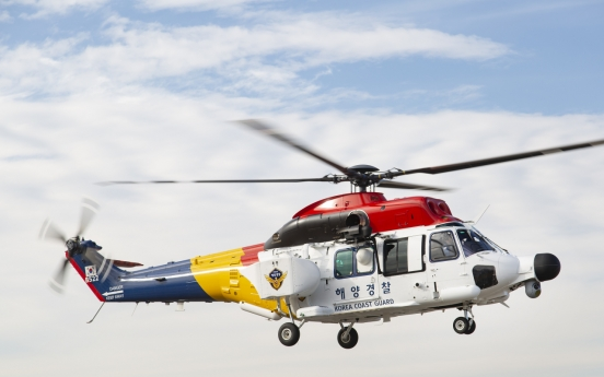 KAI delivers two Surion helicopters to Coast Guard