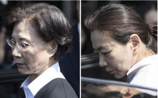 Suspended jail terms upheld for Korean Air family in smuggling case