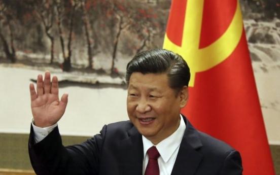 Trump touts 'very good' Xi phone call