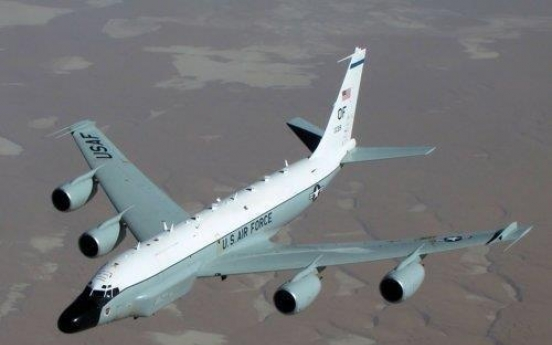 US again flies surveillance aircraft over S. Korea: aviation tracker