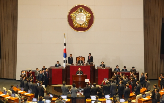 Assembly convenes to deal with election, prosecution bills