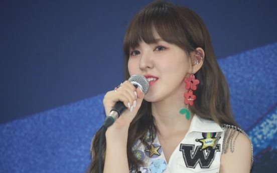 Red Velvet member injured during rehearsal for TV show