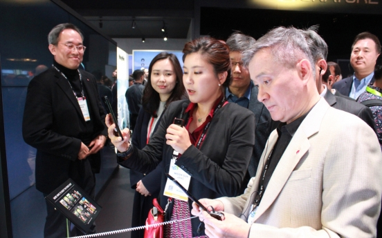 South Korea's mobile carriers seek opportunities at CES 2020