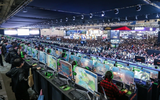 S. Korea emerges as major player in global gaming M&As: report