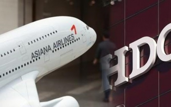 HDC inks deal to acquire Asiana Airlines