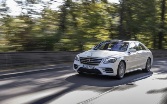 Mercedes-Benz Korea launches S 560 e for diversified hybrid sedan choices