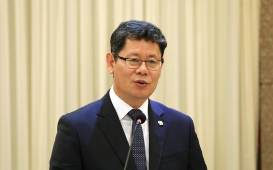 Unification minister proposes 'tentative deal' for NK nuclear impasse