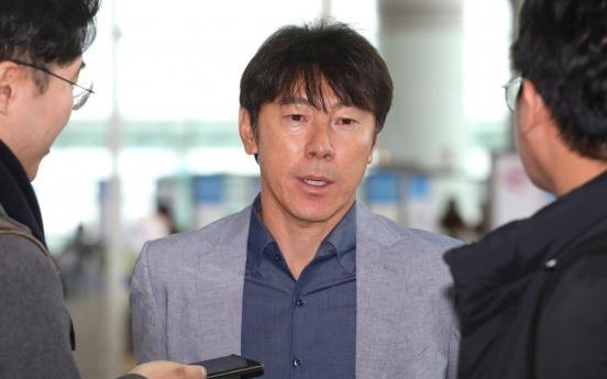 Ex-South Korea coach Shin to take over struggling Indonesia