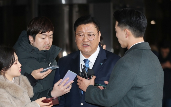 Prosecutors question key witnesses in Ulsan mayoral election scandal