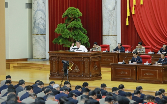 NK leader calls for military, diplomatic preparations
