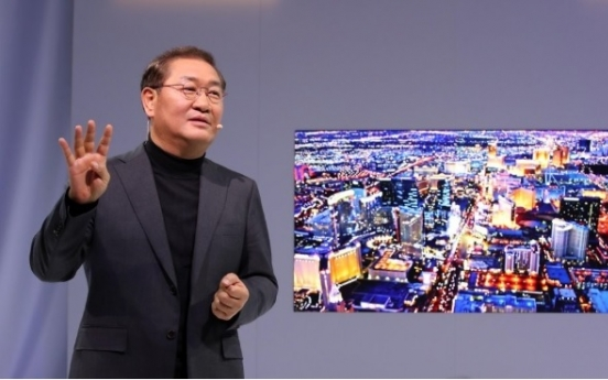 Samsung, LG to unveil TVs with new designs, slim sizes at CES
