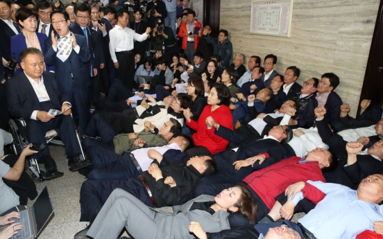28 lawmakers indicted over parliament brawl