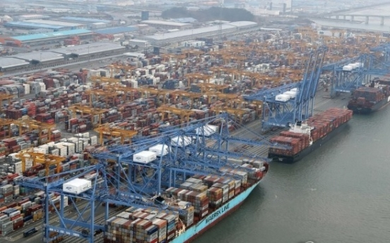 Korea's exports tipped to turn around in Feb.: analysts