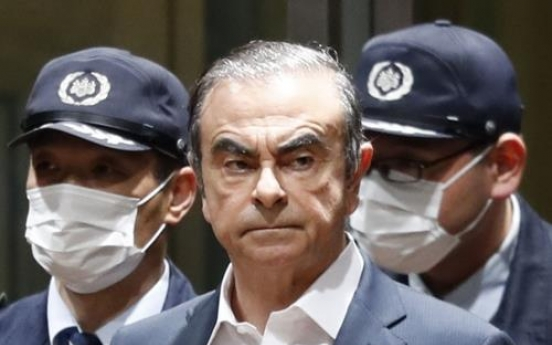 Japan blasts 'unjustifiable' Ghosn's escape
