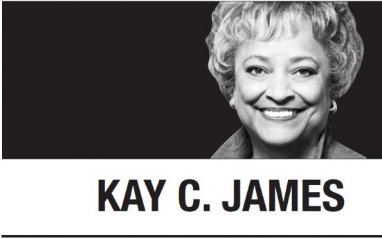 [Kay C. James] Pivotal issues America faces in 2020