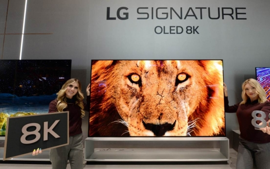 [CES 2020] LG Electronics further enhances OLED TVs for cinema, sports, gaming