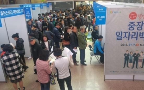 [News Focus] Korea sees widening income disparity