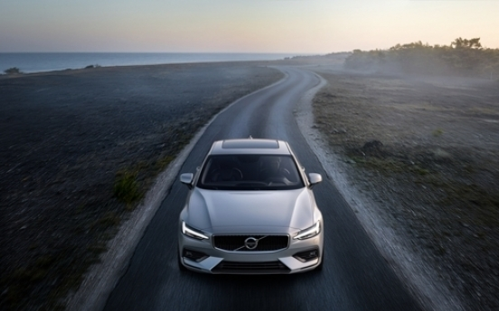 Volvo aims to sell 12,000 vehicles in S. Korea this year