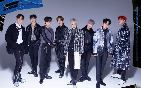 Ateez kicks off new year with 'Answer'