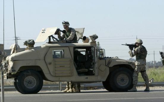 US insists troops staying in Iraq, won't bomb Iran cultural sites