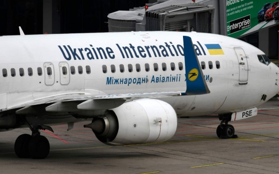 Iran state TV says Ukrainian airplane crashes near Tehran